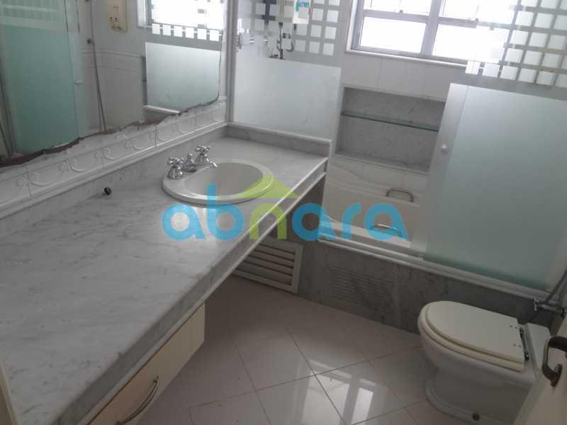 DSC05729 - Apartamento 3 quartos à venda Botafogo, Rio de Janeiro - R$ 1.800.000 - CPAP30719 - 9
