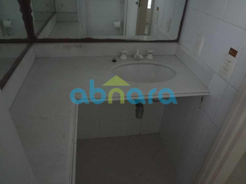 DSC05745 - Apartamento 3 quartos à venda Botafogo, Rio de Janeiro - R$ 1.800.000 - CPAP30719 - 17