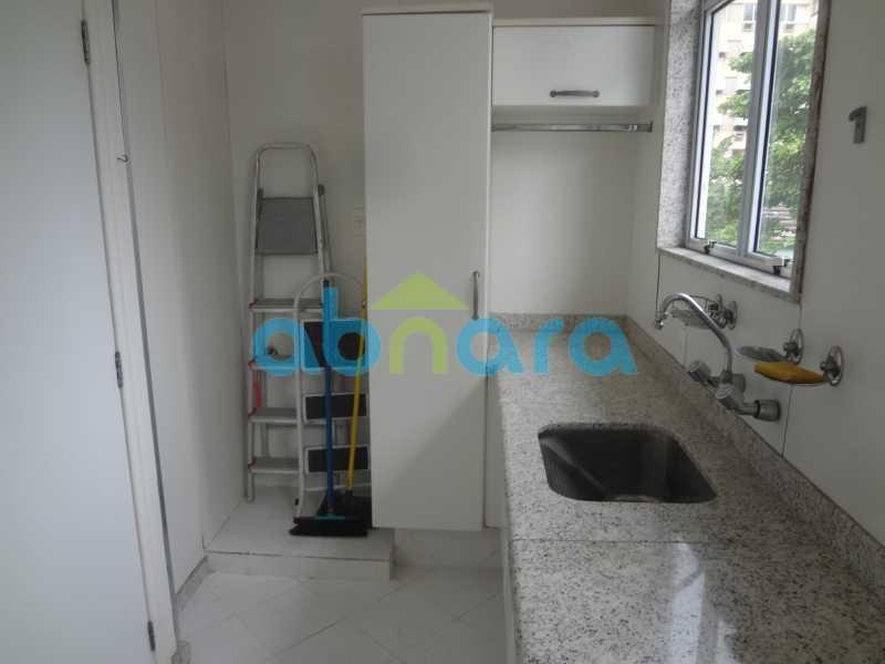 DSC05764 - Apartamento 3 quartos à venda Botafogo, Rio de Janeiro - R$ 1.800.000 - CPAP30719 - 30