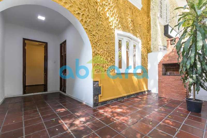 1 - Casa 3 Quartos na Tijuca - CPCA30012 - 1