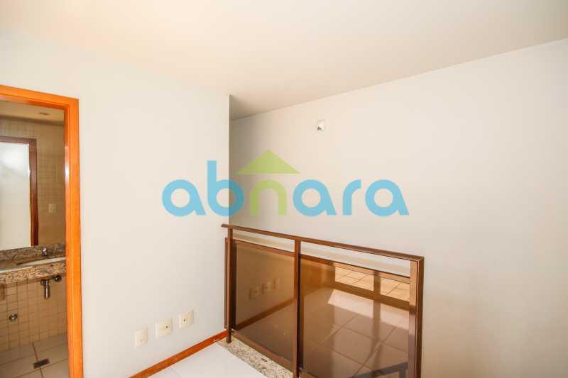 _T3A1237 - Cobertura Duplex. 2 Quartos com 1 Suite e 2 Vagas!! - CPCO20032 - 23