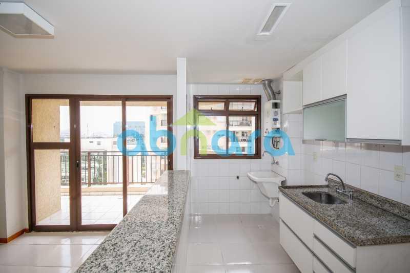 Cozinha - Cobertura Duplex. 2 Quartos com 1 Suite e 2 Vagas!! - CPCO20032 - 10
