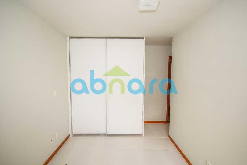 Quarto com armários planejado - Cobertura Duplex. 2 Quartos com 1 Suite e 2 Vagas!! - CPCO20032 - 14