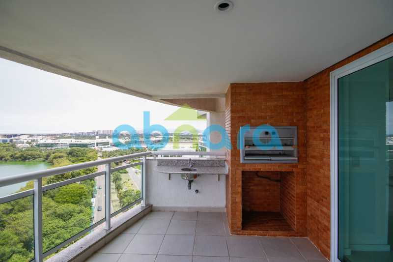 _T3A1281 - 4 Suites na Peninsula 4 Vagas - 273 m2 - CPAP40287 - 5