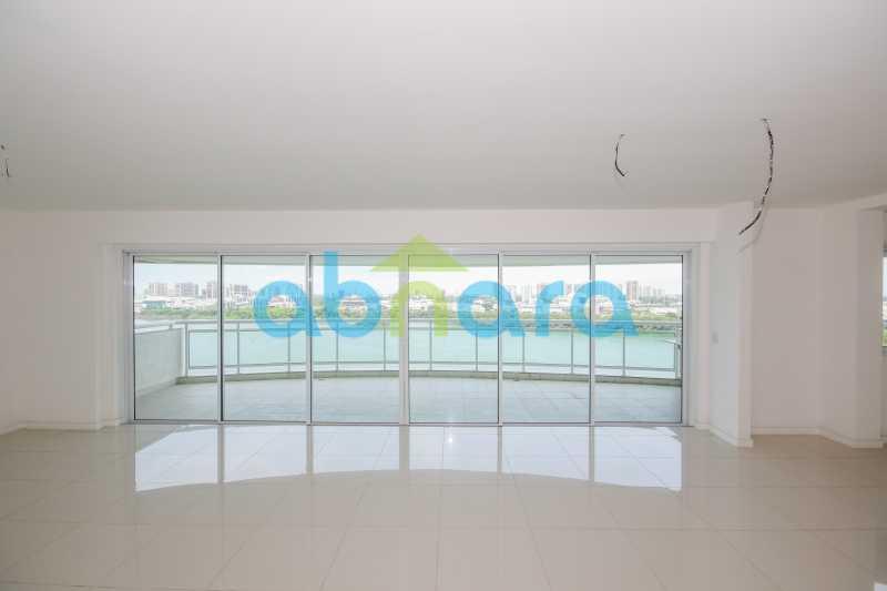 Sala 2 - 4 Suites na Peninsula 4 Vagas - 273 m2 - CPAP40287 - 7