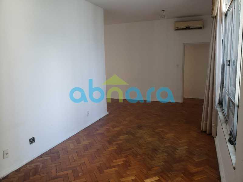 Foto 02. - Amplo 2 quartos com linda vista em rua tranquila de Botafogo - CPAP20454 - 3