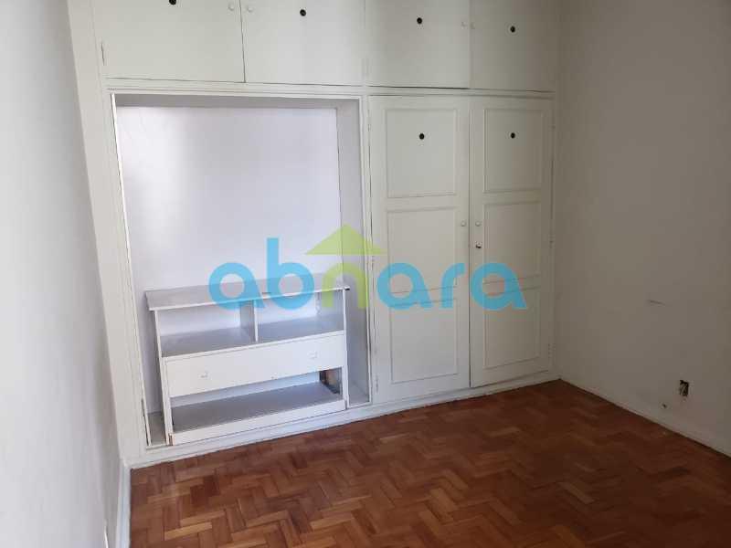 Foto 13. - Amplo 2 quartos com linda vista em rua tranquila de Botafogo - CPAP20454 - 14
