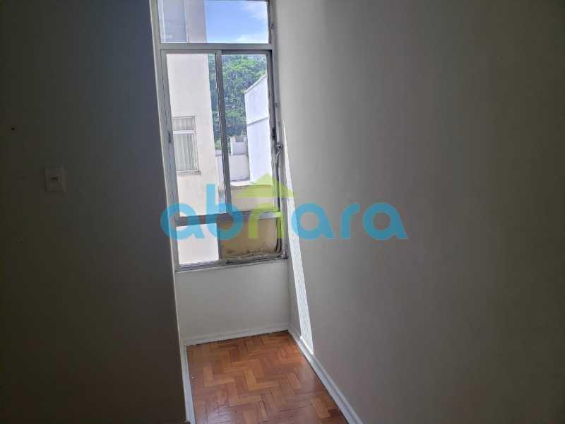 Foto 16. - Amplo 2 quartos com linda vista em rua tranquila de Botafogo - CPAP20454 - 17