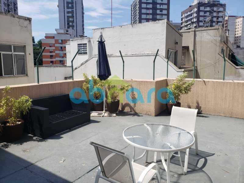Foto 26. - Amplo 2 quartos com linda vista em rua tranquila de Botafogo - CPAP20454 - 27