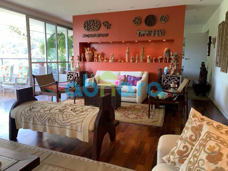 3 - Apartamento na Gávea com 2 Vagas - CPAP40288 - 4