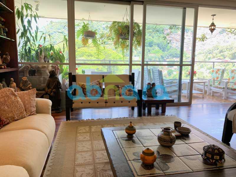 4 - Apartamento na Gávea com 2 Vagas - CPAP40288 - 5
