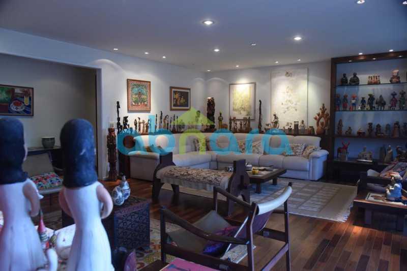 6. - Apartamento na Gávea com 2 Vagas - CPAP40288 - 7
