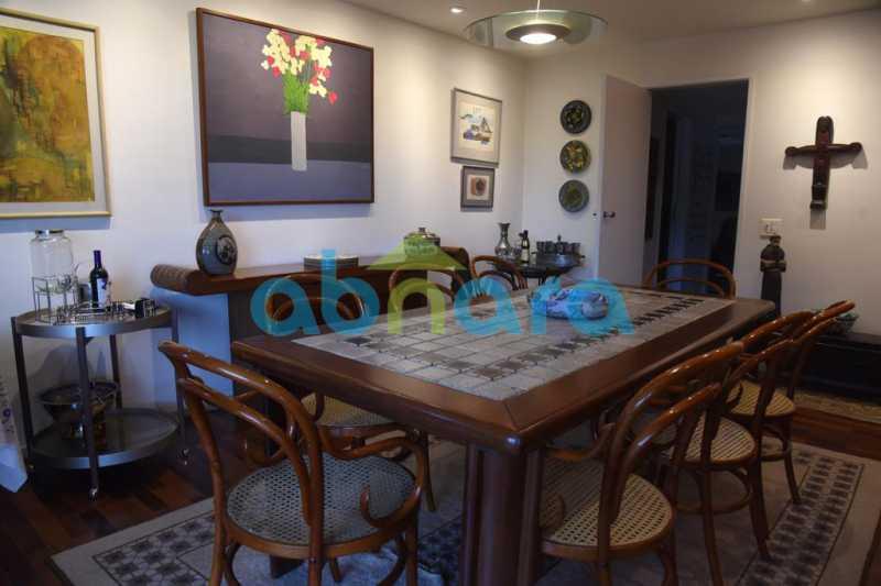 7. - Apartamento na Gávea com 2 Vagas - CPAP40288 - 8
