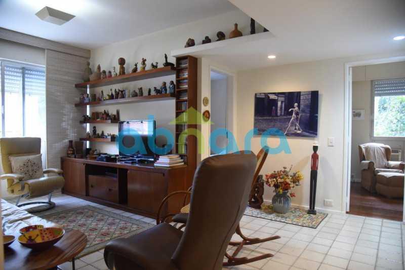8. - Apartamento na Gávea com 2 Vagas - CPAP40288 - 9