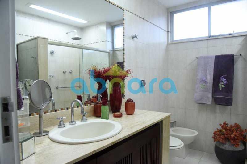 12. - Apartamento na Gávea com 2 Vagas - CPAP40288 - 13