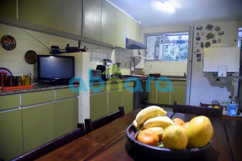 20. - Apartamento na Gávea com 2 Vagas - CPAP40288 - 21