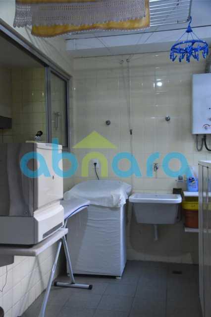21. - Apartamento na Gávea com 2 Vagas - CPAP40288 - 22