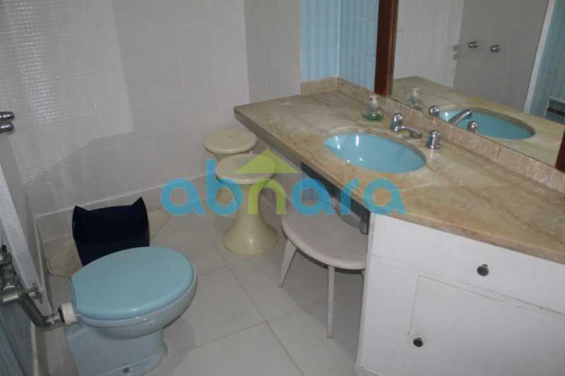 14 - 4 Quartos espaçoso em Ipanema na quadra da praia - CPAP40289 - 14