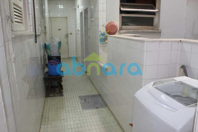 19 - 4 Quartos espaçoso em Ipanema na quadra da praia - CPAP40289 - 19
