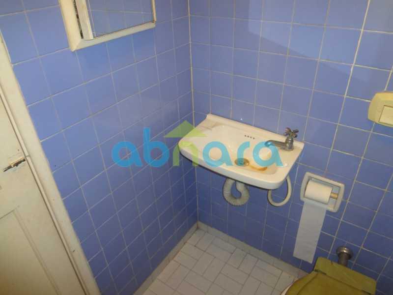 16 - Amplo 3 quartos com vaga na escritura em Laranjeiras. ESTUDA PROPOSTA - CPAP30734 - 17