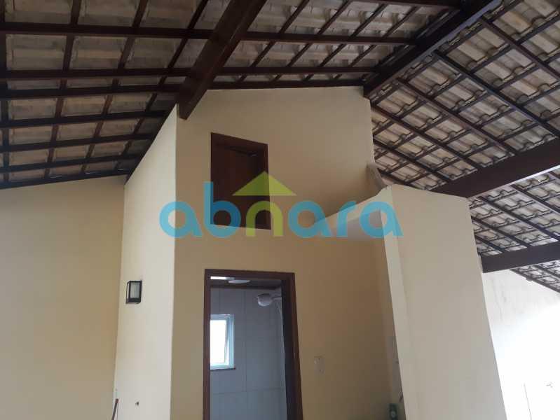 20190324_115303 - Casa 2 Quartos, 1 Vaga, Quintal, Engenho Novo - CPCA20005 - 22