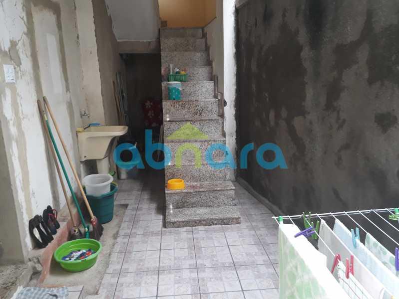 20190324_115452 - Casa 2 Quartos, 1 Vaga, Quintal, Engenho Novo - CPCA20005 - 18