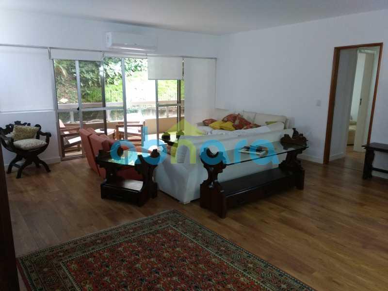 1 - Apartamento À Venda - Leblon - Rio de Janeiro - RJ - CPAP40293 - 1