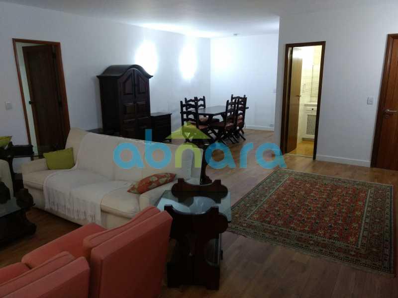 2 - Apartamento À Venda - Leblon - Rio de Janeiro - RJ - CPAP40293 - 3