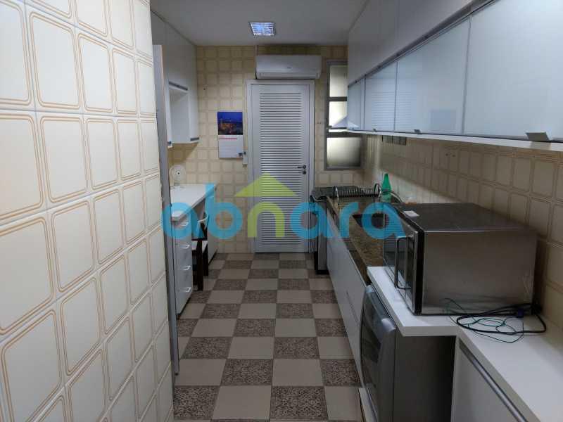 15 - Apartamento À Venda - Leblon - Rio de Janeiro - RJ - CPAP40293 - 16