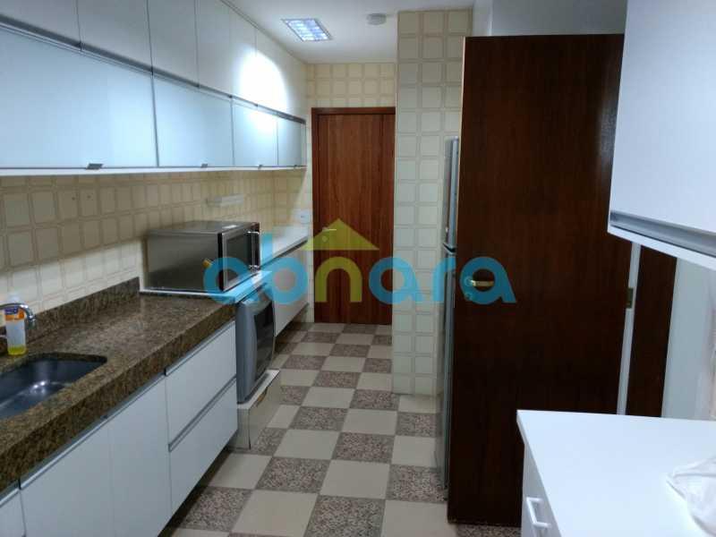 16 - Apartamento À Venda - Leblon - Rio de Janeiro - RJ - CPAP40293 - 17