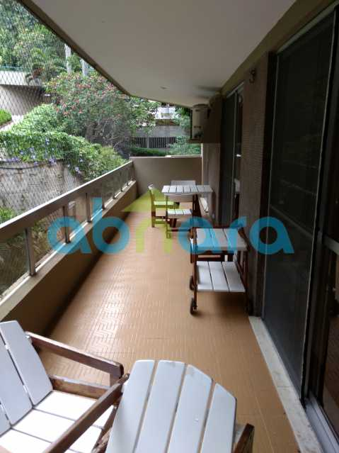 17 - Apartamento À Venda - Leblon - Rio de Janeiro - RJ - CPAP40293 - 18