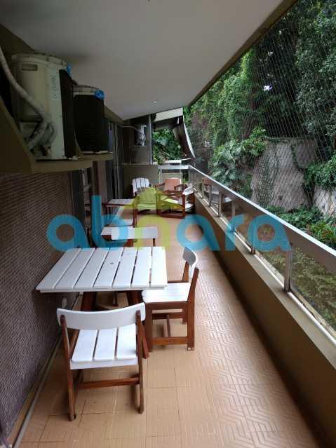 18 - Apartamento À Venda - Leblon - Rio de Janeiro - RJ - CPAP40293 - 19