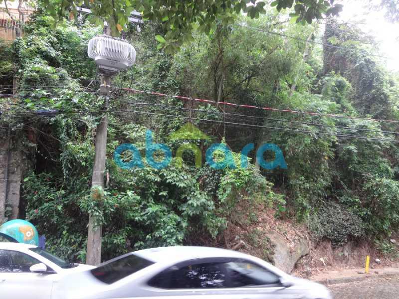 DSC06882 - Terreno em São Conrado 450 m2 e 20 m2 de testada. ESTUDA PROPOSTA - CPUF00001 - 1