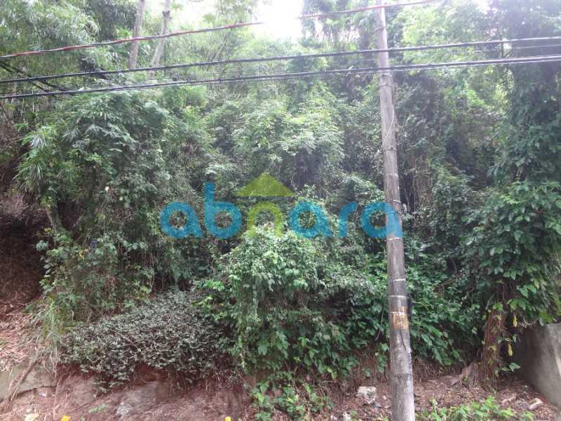 DSC06884 - Terreno em São Conrado 450 m2 e 20 m2 de testada. ESTUDA PROPOSTA - CPUF00001 - 4