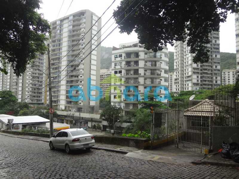 DSC06886 - Terreno em São Conrado 450 m2 e 20 m2 de testada. ESTUDA PROPOSTA - CPUF00001 - 6