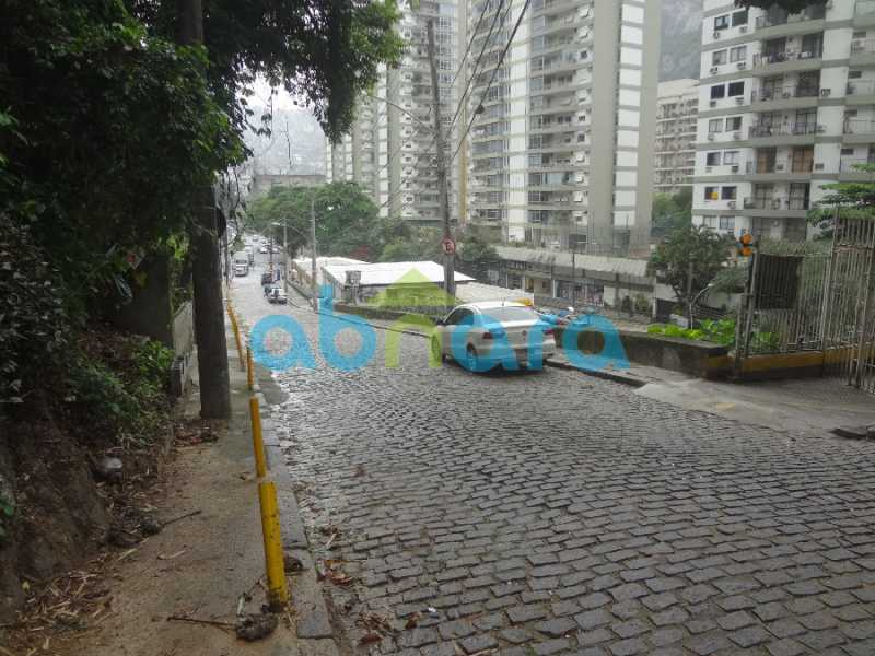 DSC06889 - Terreno em São Conrado 450 m2 e 20 m2 de testada. ESTUDA PROPOSTA - CPUF00001 - 9