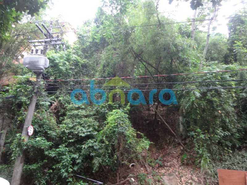 DSC06893 - Terreno em São Conrado 450 m2 e 20 m2 de testada. ESTUDA PROPOSTA - CPUF00001 - 13