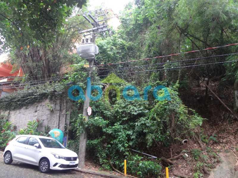 DSC06894 - Terreno em São Conrado 450 m2 e 20 m2 de testada. ESTUDA PROPOSTA - CPUF00001 - 14