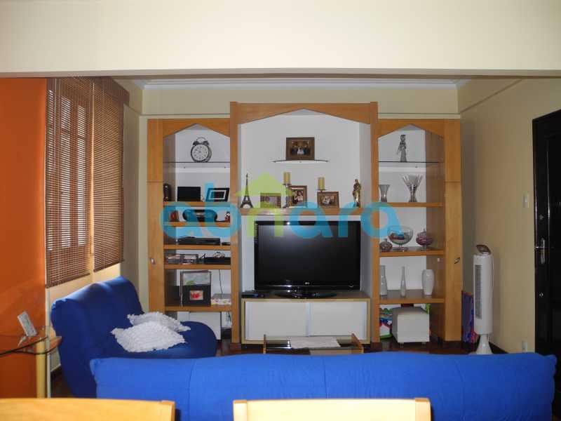 1 - Dois quartos amplos com sala em dois ambientes em rua tradicional do Flamengo. - CPAP20465 - 4