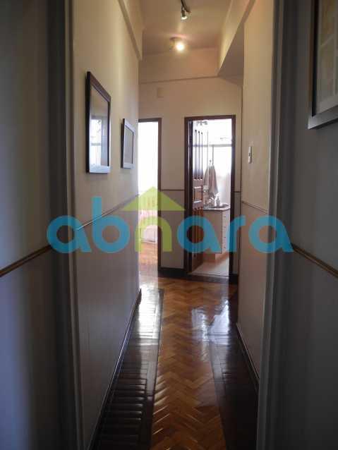 4 - Dois quartos amplos com sala em dois ambientes em rua tradicional do Flamengo. - CPAP20465 - 5