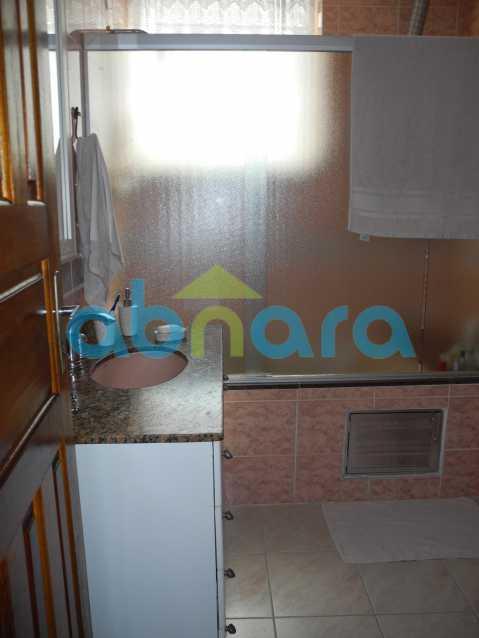 5 - Dois quartos amplos com sala em dois ambientes em rua tradicional do Flamengo. - CPAP20465 - 6