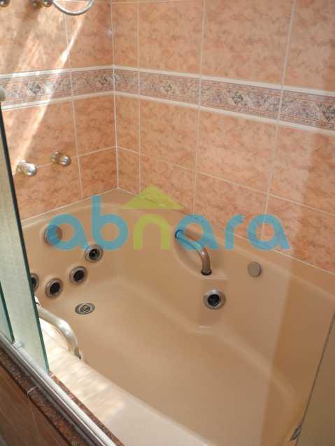 6 - Dois quartos amplos com sala em dois ambientes em rua tradicional do Flamengo. - CPAP20465 - 7