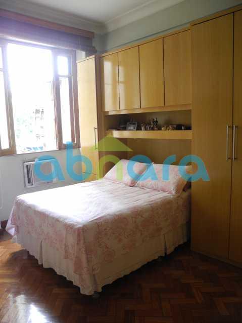 6a - Dois quartos amplos com sala em dois ambientes em rua tradicional do Flamengo. - CPAP20465 - 8