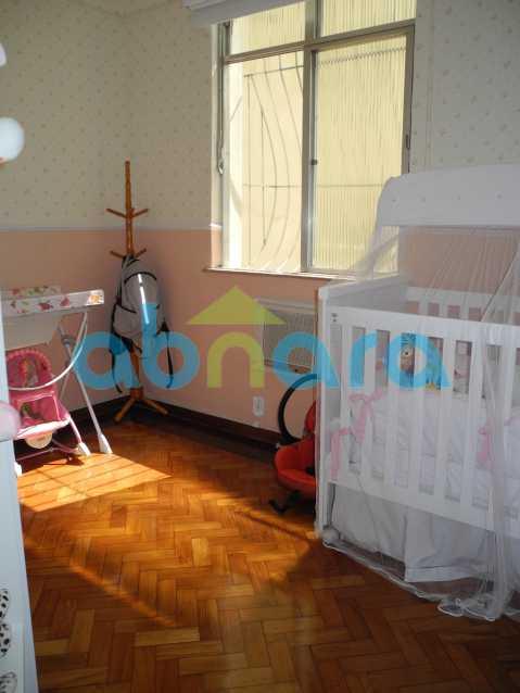 7 - Dois quartos amplos com sala em dois ambientes em rua tradicional do Flamengo. - CPAP20465 - 9