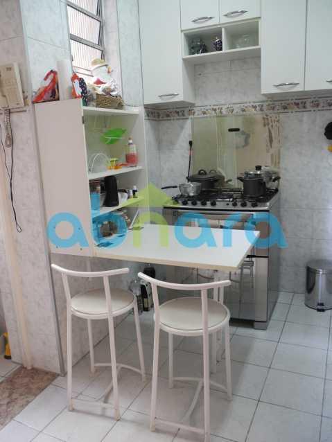 9 - Dois quartos amplos com sala em dois ambientes em rua tradicional do Flamengo. - CPAP20465 - 11