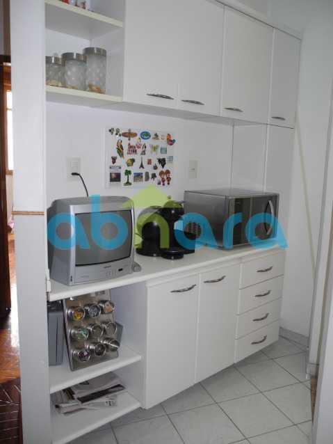 9b - Dois quartos amplos com sala em dois ambientes em rua tradicional do Flamengo. - CPAP20465 - 13