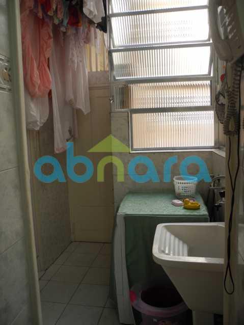 12 - Dois quartos amplos com sala em dois ambientes em rua tradicional do Flamengo. - CPAP20465 - 15