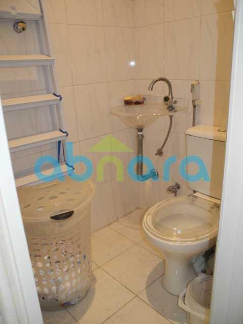 13 - Dois quartos amplos com sala em dois ambientes em rua tradicional do Flamengo. - CPAP20465 - 16
