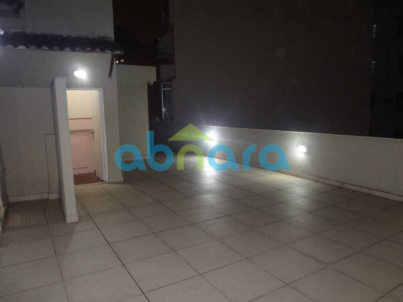 14 - Dois quartos amplos com sala em dois ambientes em rua tradicional do Flamengo. - CPAP20465 - 17