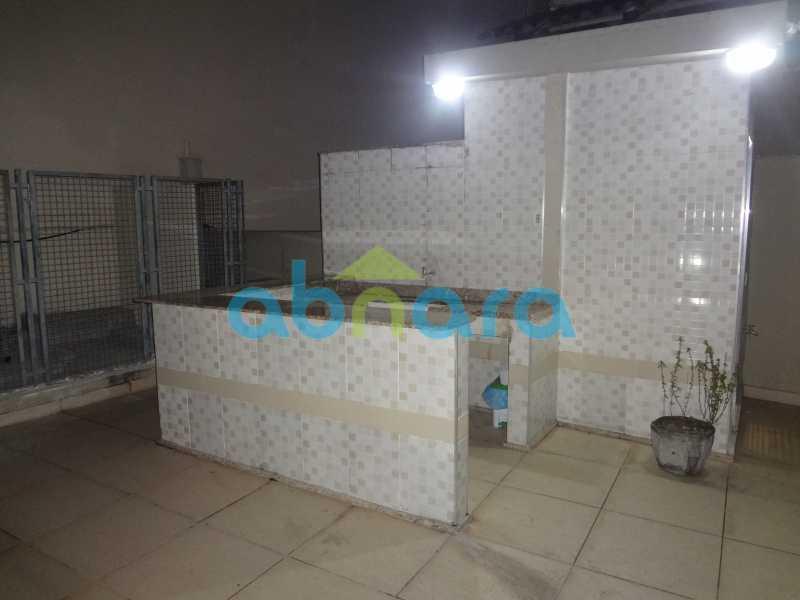 15 - Dois quartos amplos com sala em dois ambientes em rua tradicional do Flamengo. - CPAP20465 - 18